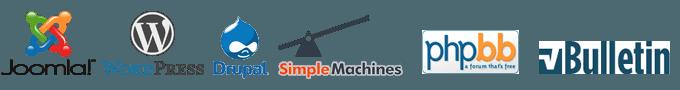 systemen in gebruik bij Vimexx.nl webhosting
