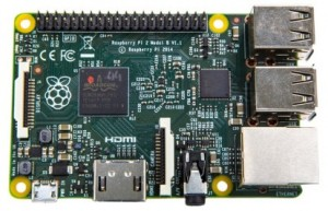 Raspberry Pi 2B +
